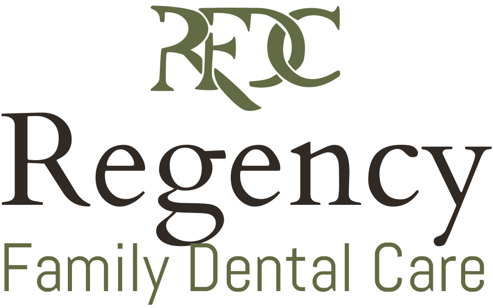 Regency Family Dental Care in Norfolk NE Desktop Logo